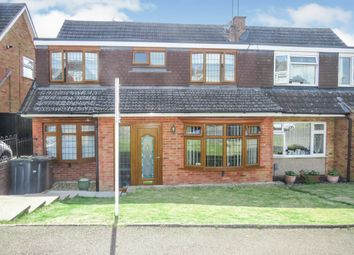Thumbnail 4 bed semi-detached house for sale in Turnpike Drive, Luton
