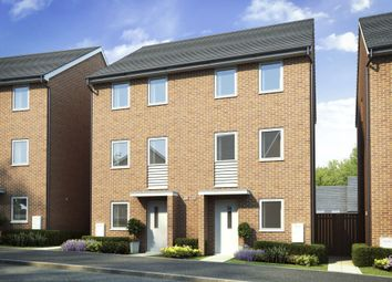 "Thumbnail 4 bed terraced house for sale in ""Fawley"" at Temple Hill, Dartford"