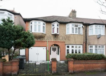 Thumbnail 4 bed property for sale in Sanderstead Road, Leyton, London