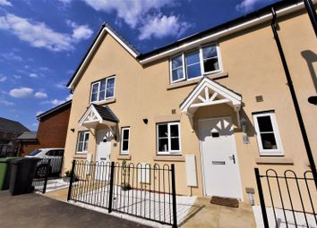Thumbnail 2 bed terraced house for sale in Oakend Lea, North Moreton, Didcot