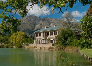 Thumbnail 4 bed farm for sale in Auberge La Dauphine, Franschhoek, Western Cape, South Africa