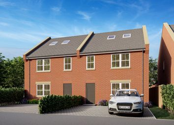 Thumbnail 4 bed terraced house for sale in Ware Road, Hailey, Hertford