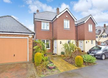 Thumbnail 3 bed semi-detached house for sale in Haxted Place, Edenbridge, Kent