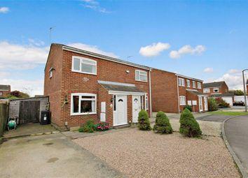 Thumbnail 2 bed semi-detached house for sale in Desborough, Freshbrook, Swindon