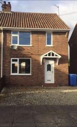 Thumbnail 2 bed semi-detached house to rent in Hales Crescent, Hedon