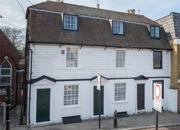 Thumbnail 3 bedroom terraced house for sale in Crow Lane, Rochester, Kent