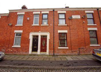 Thumbnail 4 bedroom terraced house to rent in Ruskin Street, Preston