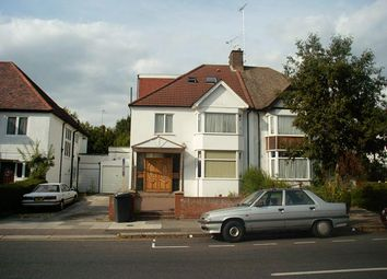 Thumbnail 4 bed detached house to rent in Dunstan Road, Golders Green