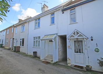Thumbnail 3 bed terraced house for sale in Orchardton Terrace, Goosewell, Plymouth, Devon