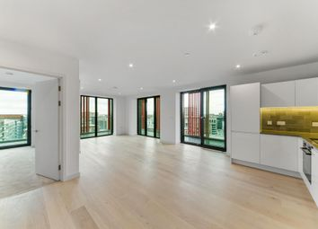 Thumbnail 2 bed flat for sale in James Cook, Royal Wharf, London