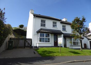 Thumbnail 3 bed semi-detached house to rent in Shirragh Way, Port Erin