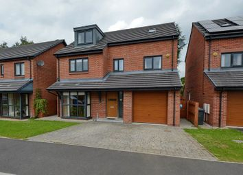 Thumbnail 5 bed detached house for sale in Greene Way, Salford