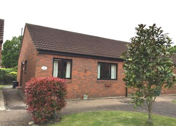 Thumbnail 2 bed semi-detached bungalow for sale in Peakes Croft, Bawtry, Doncaster
