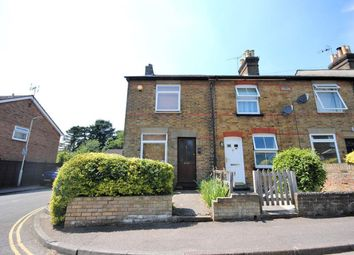 Thumbnail 2 bed terraced house to rent in Nursery Road, Bishops Stortford, Hertfordshire