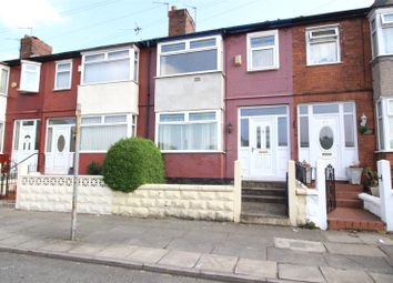 Thumbnail 3 bed terraced house for sale in Rossall Road, Liverpool, Merseyside