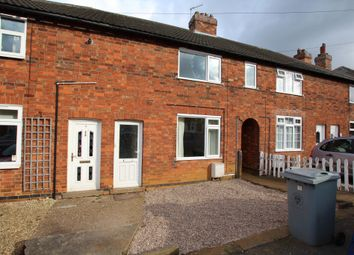Thumbnail 2 bedroom terraced house to rent in Kingston Avenue, Grantham