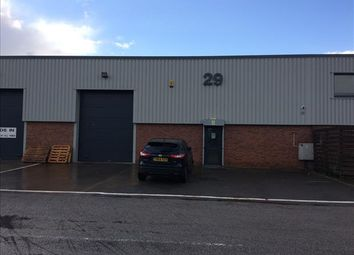 Thumbnail Light industrial to let in Unit 29, Drome Road, Zone 1, North Section, Deeside Industrial Estate