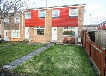 Thumbnail 3 bed terraced house to rent in Norwich Way, Cramlington