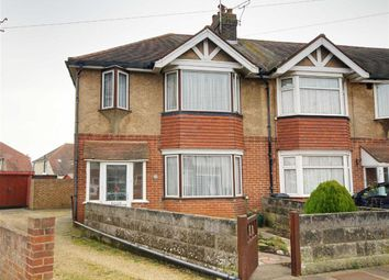 Thumbnail 3 bedroom end terrace house for sale in Normandy Road, Broadwater, Worthing, West Sussex