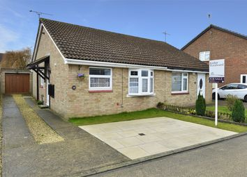Thumbnail 2 bed semi-detached bungalow for sale in Barley Close, Broomfield, Herne Bay, Kent