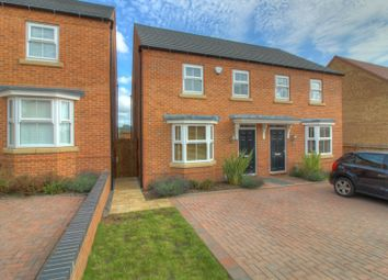 3 bed semi-detached house for sale in Mountain Ash Crescent, Edwalton, Nottingham NG12