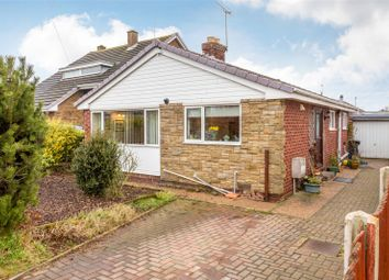 Thumbnail 3 bed detached bungalow for sale in Sandway Drive, Thorpe Willoughby, Selby