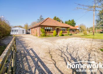 Thumbnail 3 bed detached bungalow for sale in Podmore Lane, Scarning