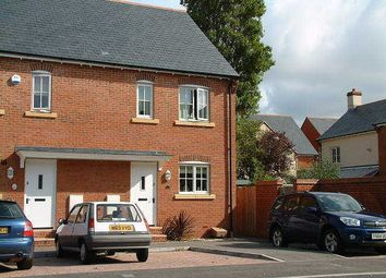 Thumbnail 2 bedroom end terrace house to rent in Malmesbury Close, Christchurch