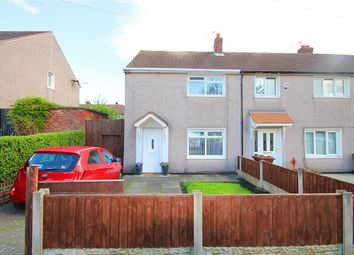 Thumbnail 2 bed end terrace house for sale in Frodsham Drive, St. Helens