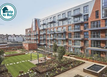 Thumbnail 2 bedroom flat for sale in Gaumont Place, Ardwell Rd, London
