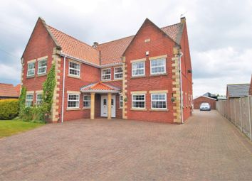 Thumbnail 6 bed detached house for sale in Moss Road, Doncaster