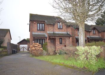 Thumbnail 3 bed detached house to rent in Redwood Close, Lymington, Hampshire