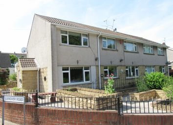 Thumbnail 5 bedroom semi-detached house for sale in Michaelston Road, Cardiff
