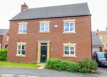 Thumbnail 4 bed detached house for sale in Marconi Close, Coventry
