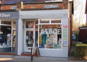 Thumbnail Retail premises to let in High Street, Bagshot