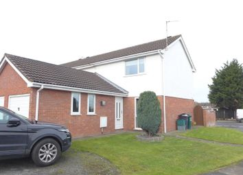 Thumbnail 2 bed end terrace house for sale in Blackthorn Close, Huntington, Chester