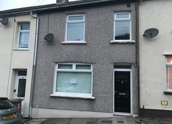Thumbnail 4 bed terraced house to rent in Lady Tyler Terrace, Rhymney