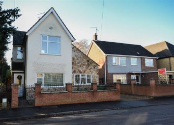Thumbnail 3 bedroom detached house for sale in New Road, Woodston, Peterborough