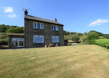 Thumbnail 3 bed detached house for sale in Bank Bottom Farm, Golcar, Huddersfield