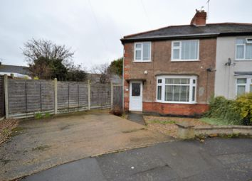 Thumbnail 3 bed semi-detached house for sale in Ivanhoe Road, Wigston