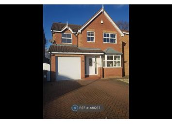 Thumbnail 4 bed detached house to rent in Lidgett Way, Royston, Barnsley