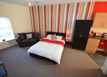 Thumbnail 1 bed flat to rent in South Shore Street, Church, Accrington