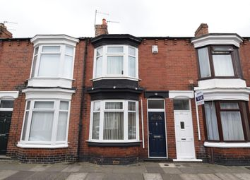 Thumbnail 2 bed terraced house for sale in Caxton Street, Linthorpe, Middlesbrough