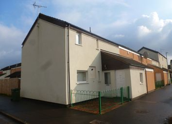 Thumbnail 3 bedroom end terrace house for sale in Crabtree, Peterborough