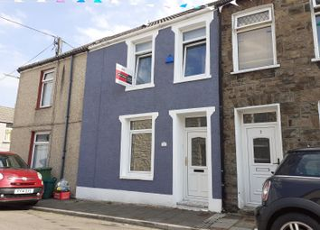 Thumbnail 3 bed terraced house for sale in Oxford Street, Aberdare, Rhondda Cynon Taff