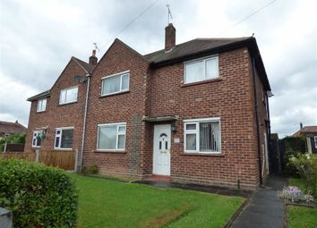Thumbnail 3 bed semi-detached house for sale in Tatton Road, Crewe