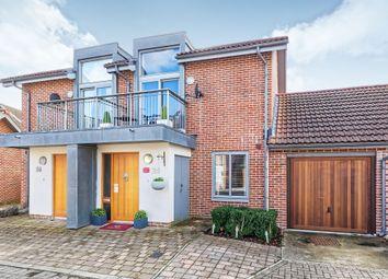 Thumbnail 2 bed semi-detached house for sale in Penny Black Lane, Basingstoke