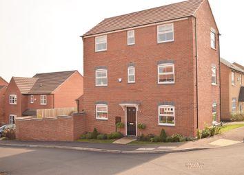 Thumbnail 4 bedroom detached house for sale in Ashington Drive, Nottingham