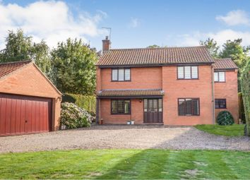 Thumbnail 4 bed detached house for sale in Chapel Lane, Harmston