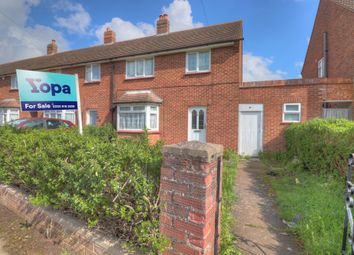 Thumbnail 3 bed end terrace house for sale in Moor Lane, Elstow, Bedford